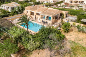 very spacious family villa